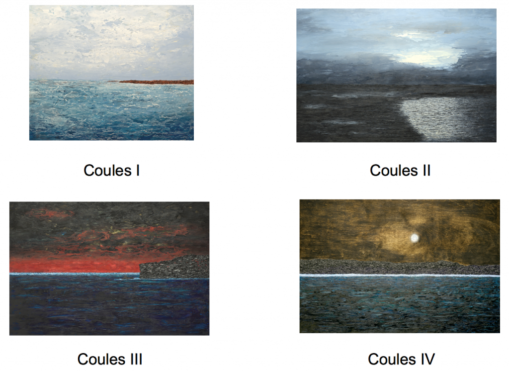 Coules paintings