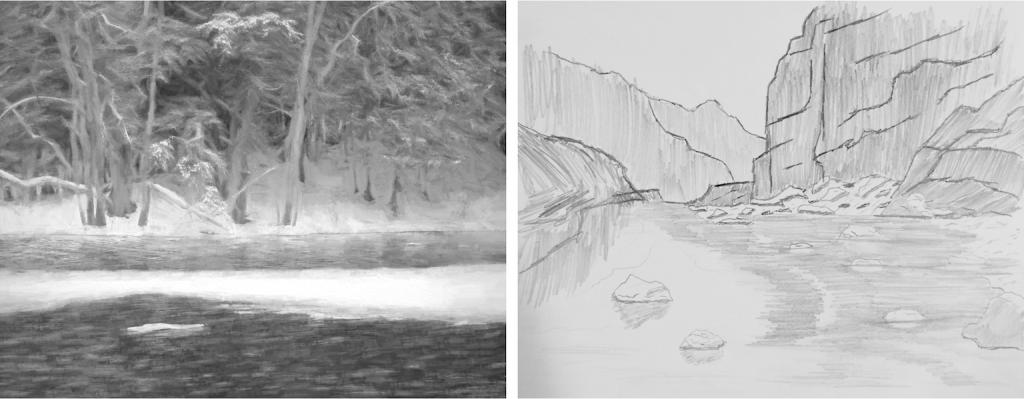 Water as Subject Matter 20-21